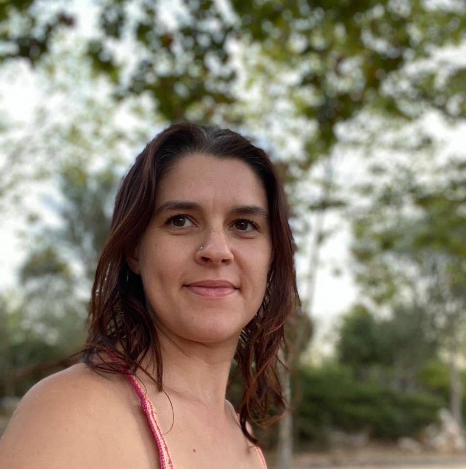 Cristina Figueira - Mãe Gaia